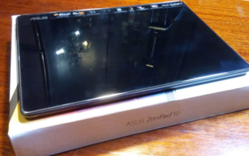 планшеты с 4G ASUS ZenPad 10 Z301MFL