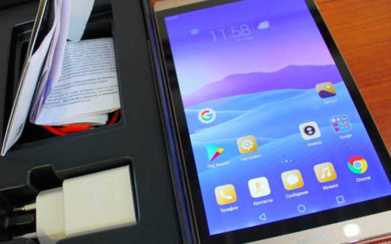 планшеты с 4G Huawei MediaPad M2 8.0 LTE