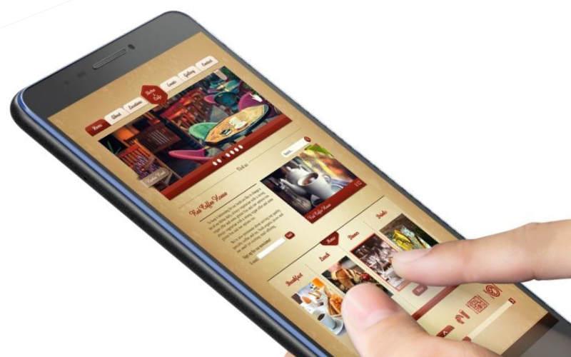 планшеты с 4G Lenovo Tab 3 Plus 7703X