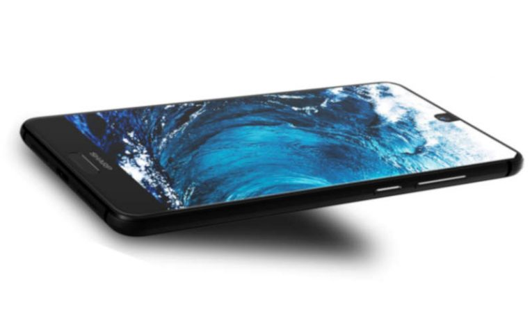 телефоны с NFC Sharp AQUOS S2