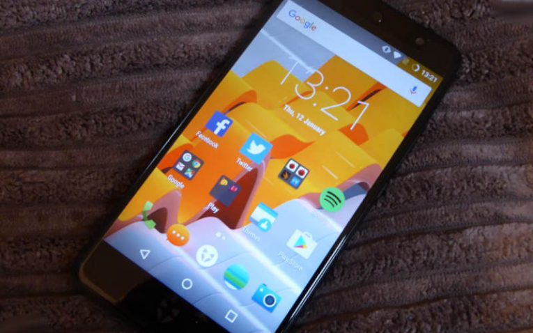 телефоны с NFC Wileyfox Swift 2
