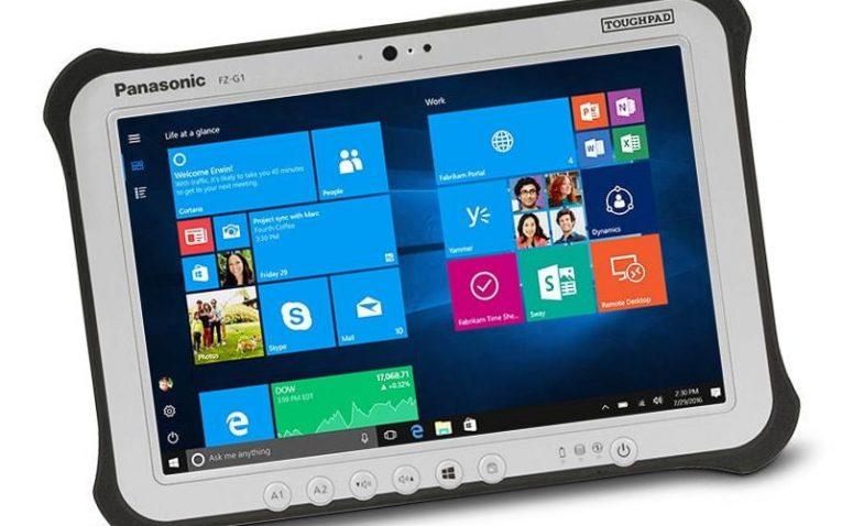 защищенный планшет Panasonic Toughpad FZ-G1 128Gb LTE