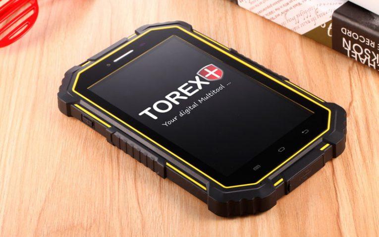 защищенный планшет Torex PAD 4G