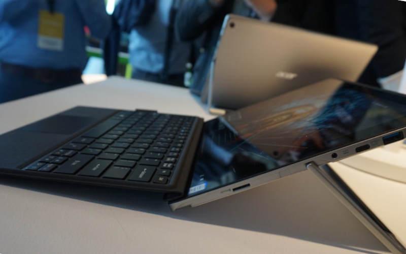 Планшет с диагональю 12 дюймов Acer Aspire Switch Alpha 12