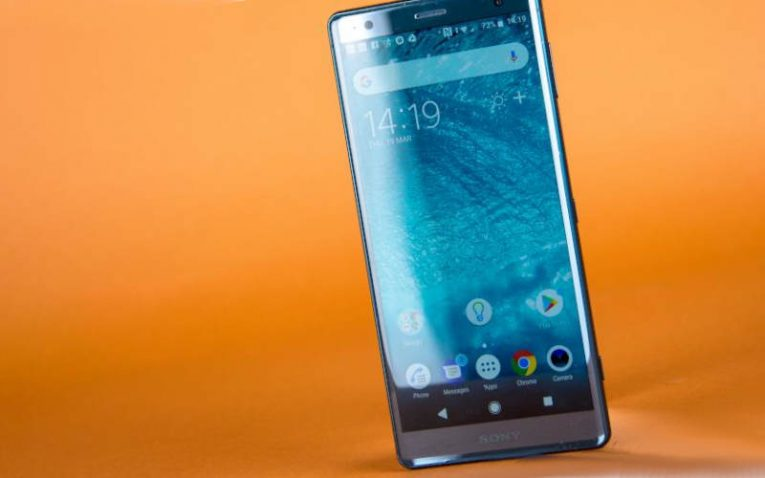 Sony Xperia XZ2 поддерживает беспроводную зарядку