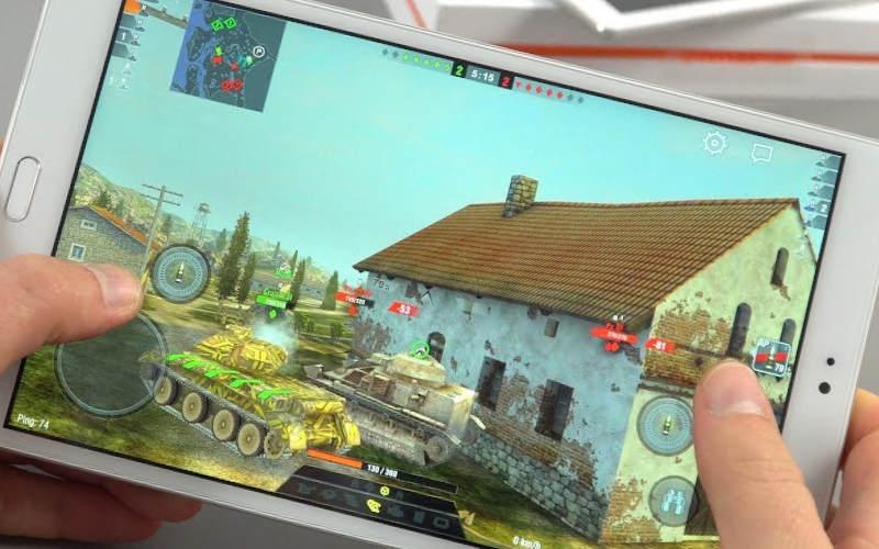 игровой планшет Teclast T8