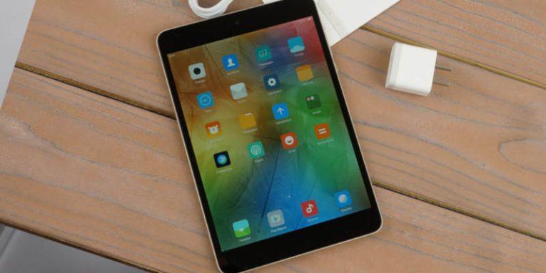китайские планшеты Xiaomi MiPad 3