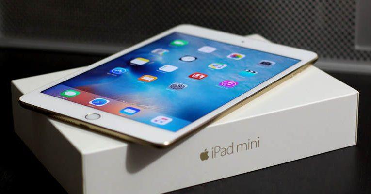 планшеты 7 дюймов Apple iPad mini 4 128Gb