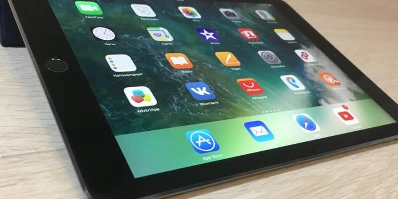 планшеты 8 дюймов Apple iPad 128Gb Wi-Fi + Cellular