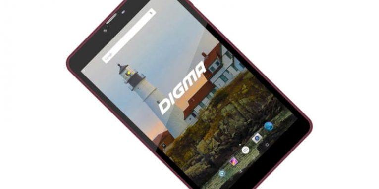 планшеты 8 дюймов Digma Plane 8540E 4G