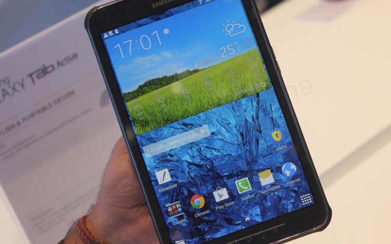 планшеты Samsung Galaxy Tab Active 2 8.0 SM-T395