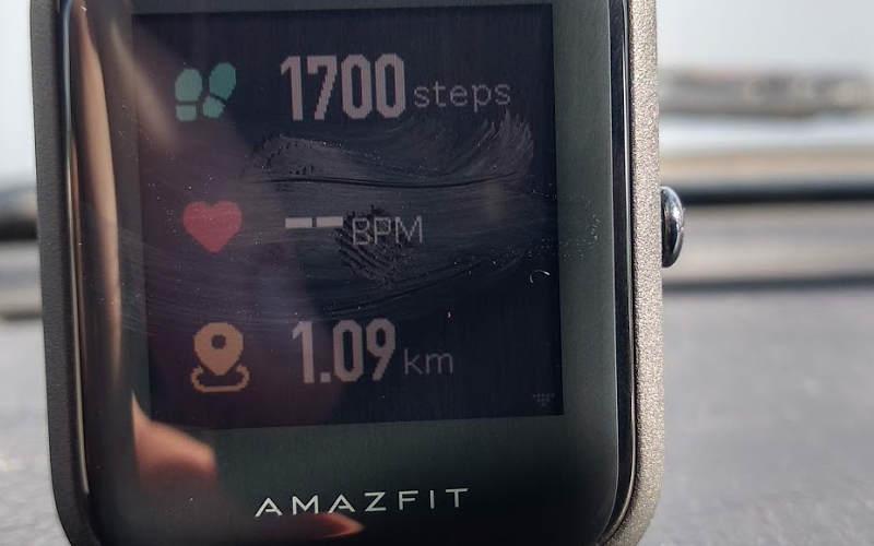 умные часы Amazfit Bip