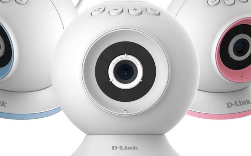Wi-Fi камера D-Link DCS-825L