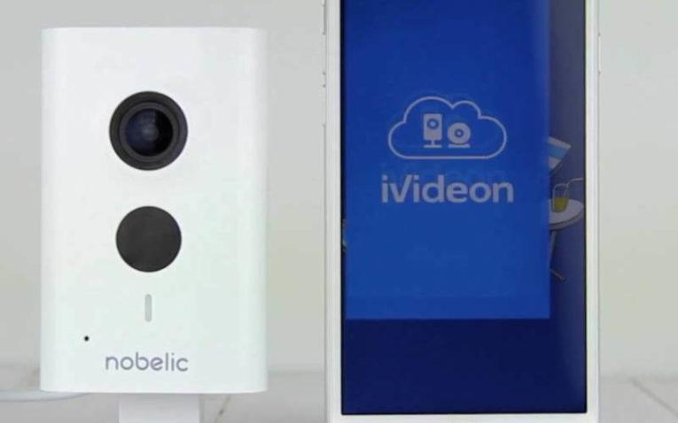 Wi-Fi камера IVUE B1