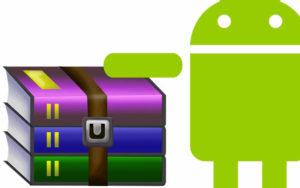 как открыть архив zip rar на андроид с помощью RAR
