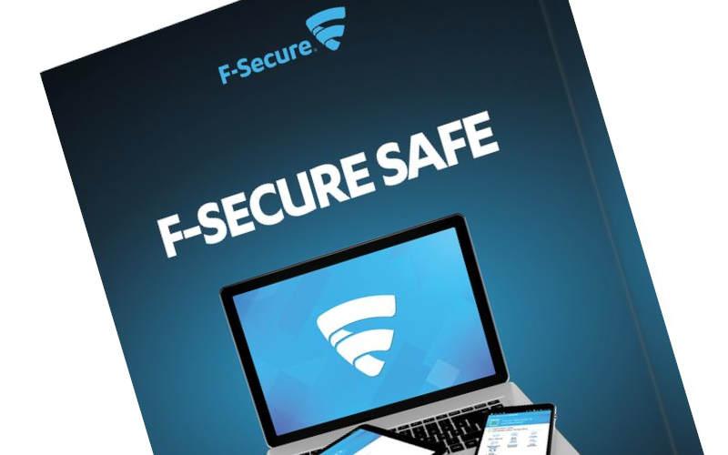 лучший антивирус для Windows 7, 8 и 10 F-Secure Safe