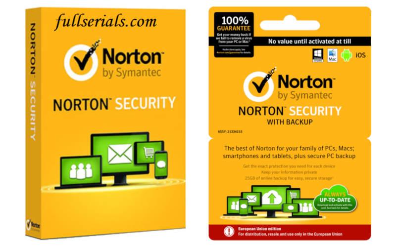 лучший антивирус для Windows 7, 8 и 10 Norton Security
