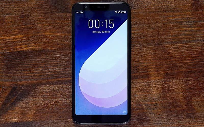 обзор смартфона Meizu M8c