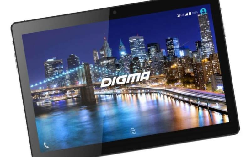 планшет Digma CITI 1508
