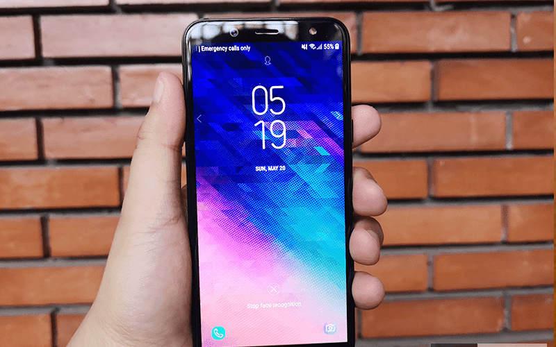 смартфон Samsung Galaxy A6 2018
