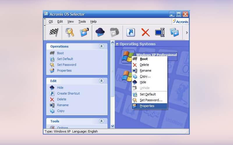 две операционные системы на оном компьютере