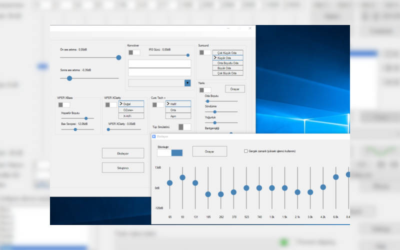 эквалайзер для windows Viper4Windows