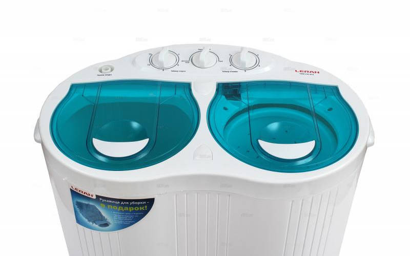 маленькая стиральная машина Leran TWM 210-30B