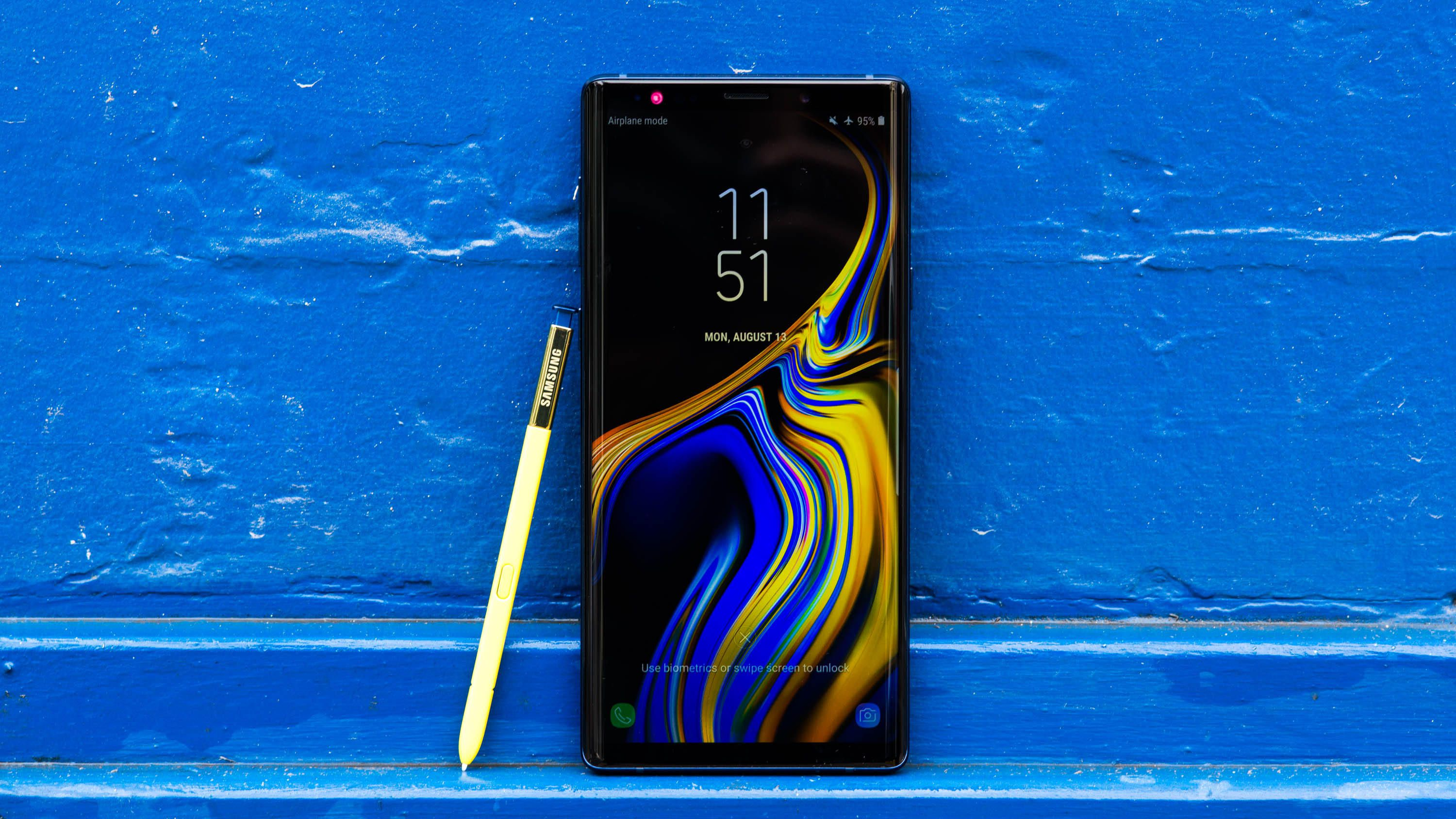 смартфоны Samsung Galaxy Note 9