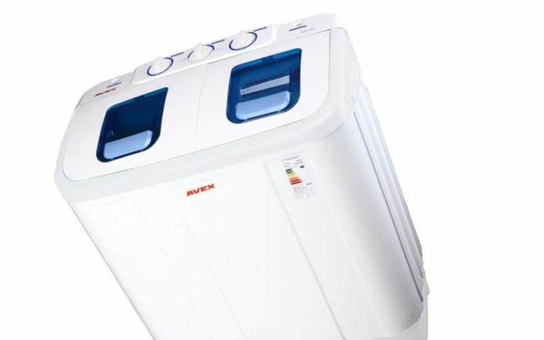 стиральная машина-полуавтомат AVEX XPB65-55AW