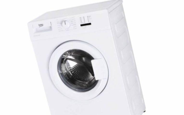 узкая стиральная машина BEKO WRS 44P1 BWW