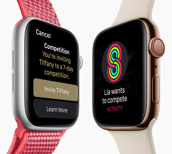 AppleWatchSeries4Competitions09122018