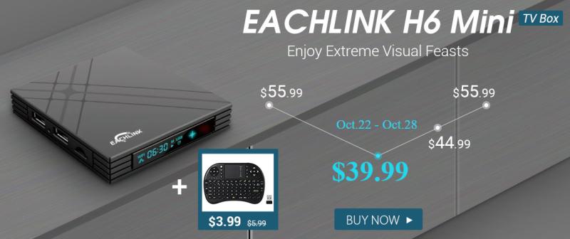 EACHLINK-H6-Mini-TV-Box