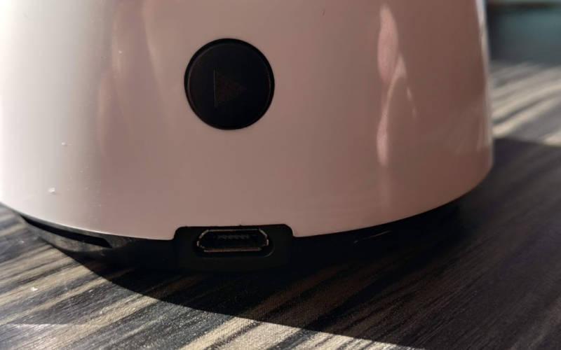 IP-камера Invin SC-4 разъем подзарядки