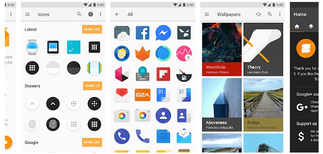 Приложения в Google Play – Siru Icon Pack