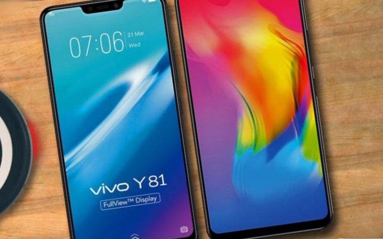 обзор и отзывы на смартфон Vivo Y81