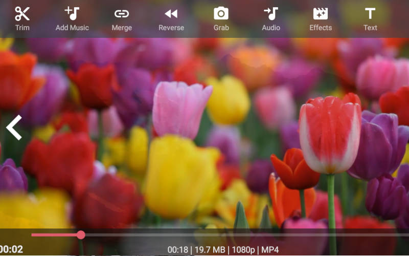 приложение для видеомонтажа на Android телефонах