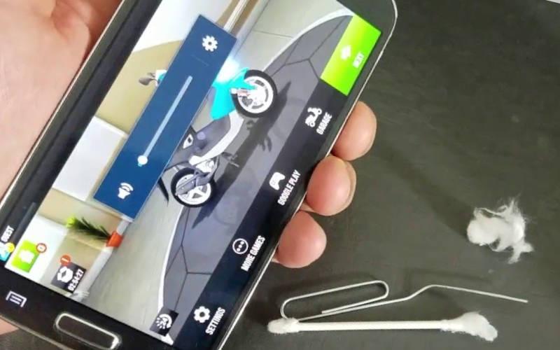 пропал звук на телефоне Android