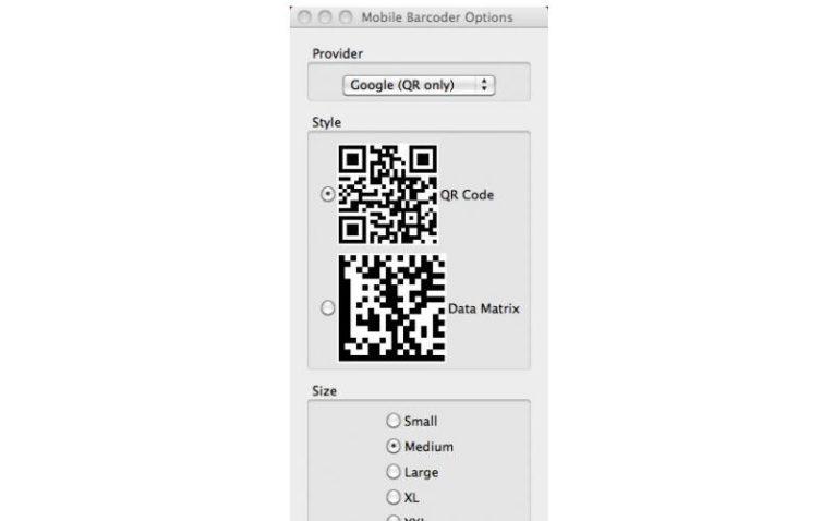 Как создать QR-код c помощью расширения