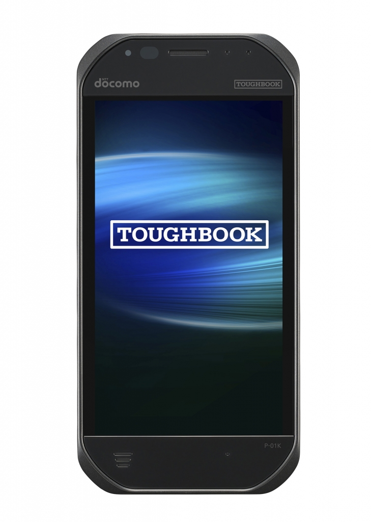 Panasonic Toughbook P-01K 2