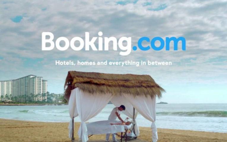 бронирование отеля онлайн с помощью booking