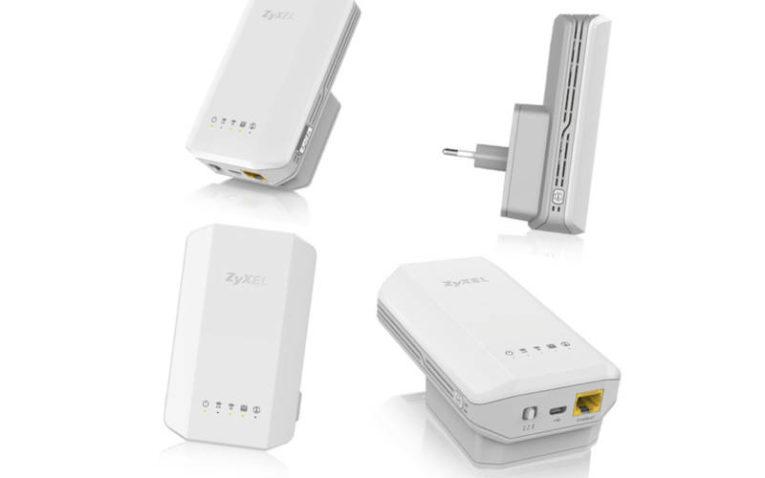 лучший усилитель Wi-Fi Zyxel WRE6606