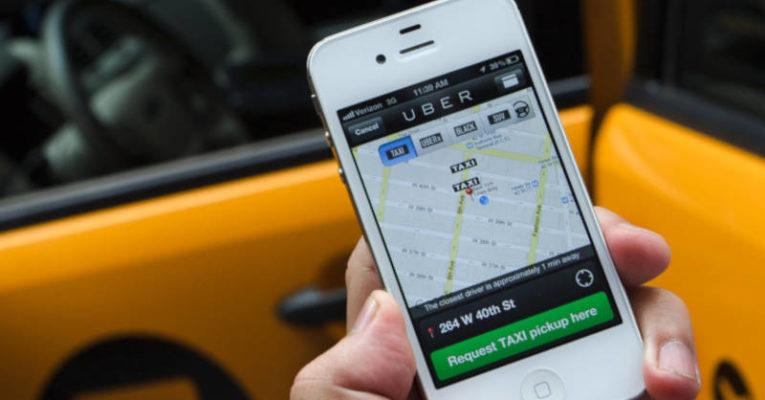 приложение для вызова такси