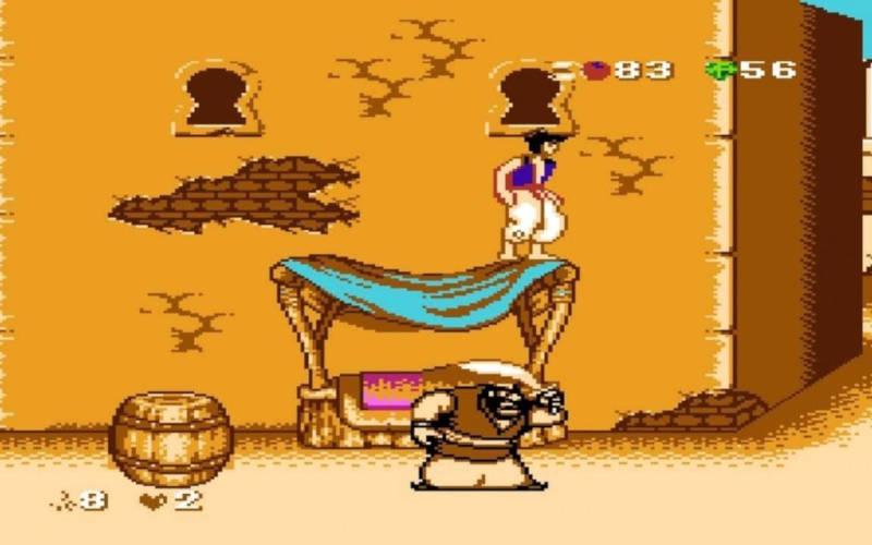 приставка Денди Dendy Aladdin