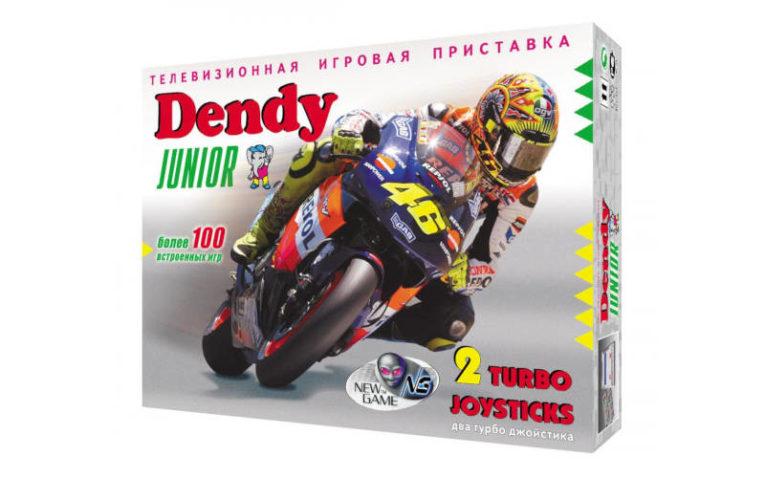 приставка Денди Dendy Junior