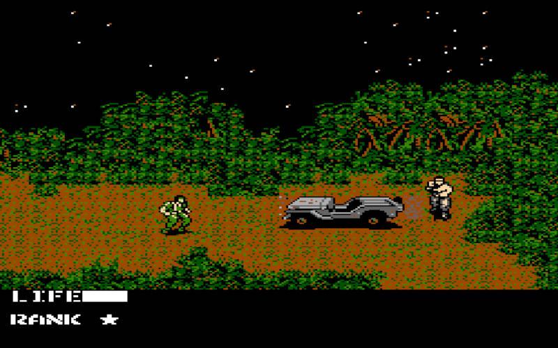 приставка Денди Dendy Metal Gear