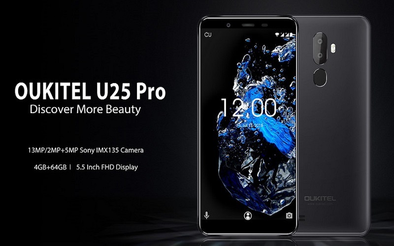 OUKITEL_U25_Pro_goes_official