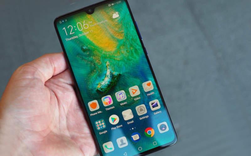 лучшие смартфоны 2019 года - Huawei Mate 20