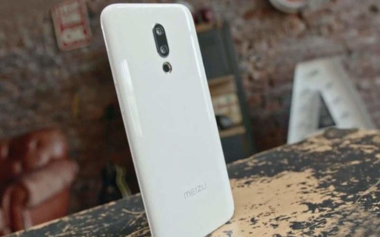 лучшие смартфоны 2019 года - Meizu 16X