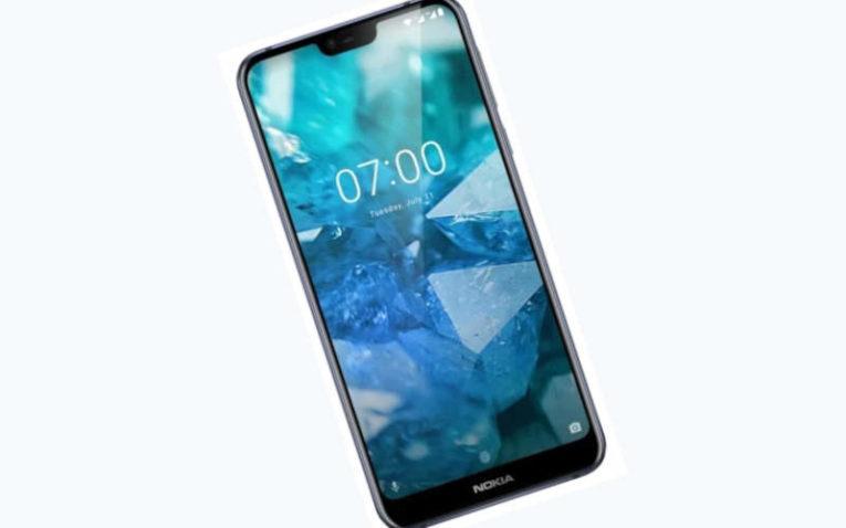 лучшие смартфоны 2019 года - Nokia 7.1