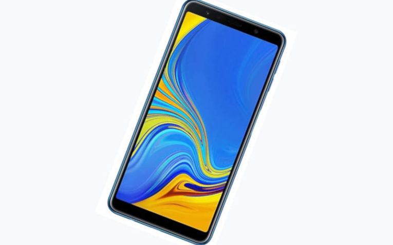 лучшие смартфоны 2019 года - Samsung Galaxy A7 2018